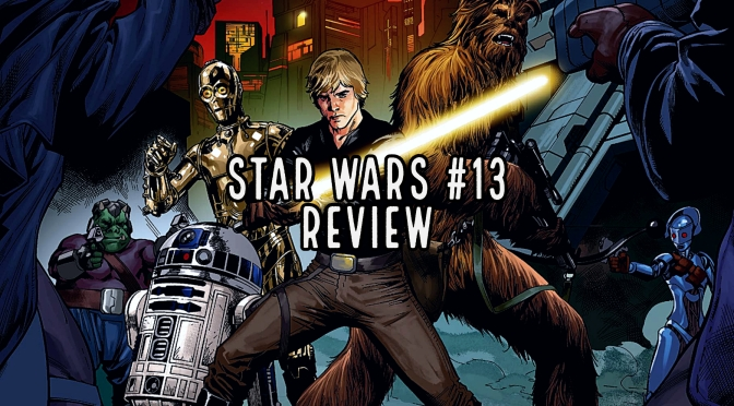 Star Wars #13 Review