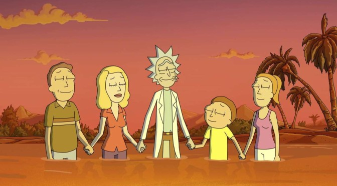 Three Reasons You Should Check Out The Rick And Morty Comics Right Now.