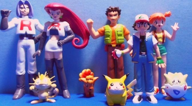 Vintage Pokemon Trainer Action Figures: Collecting & Restoration
