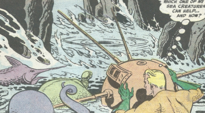 Throwback Review – Silver Age DC Classics: Adventure Comics #247