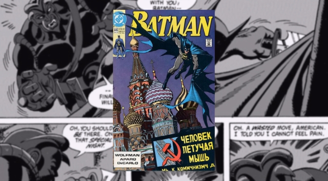 Throwback Review – Batman #445 – March 1990