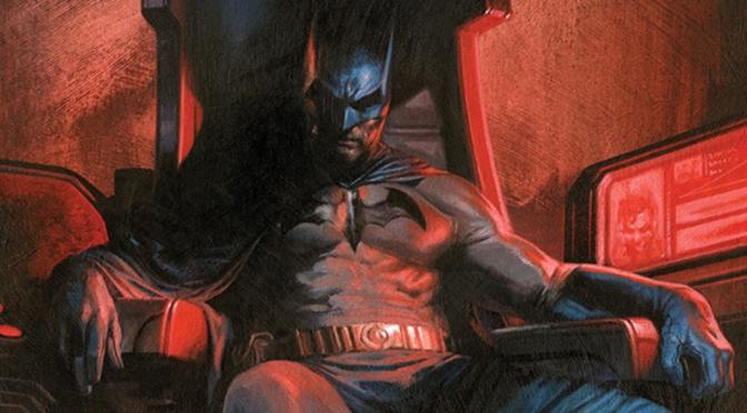 Batman #111 Review
