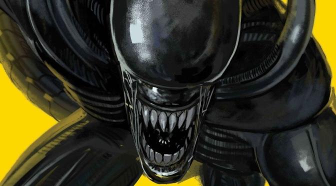 Alien #2 Review