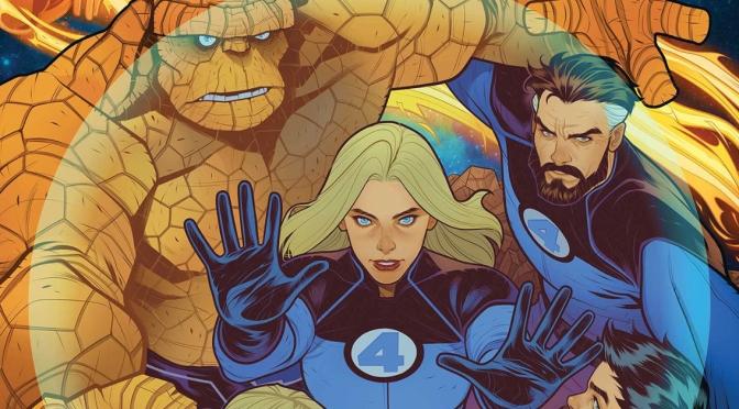 Fantastic Four #35 Review