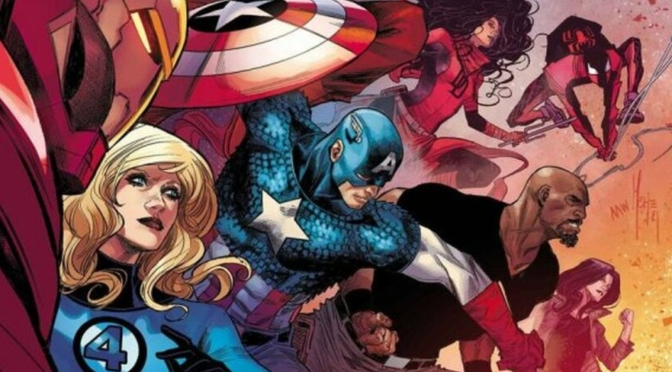 This Month's 10 Hottest Pre-Order Picks From WowComix.com!