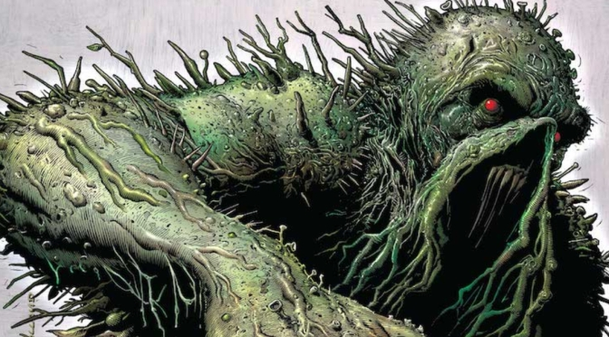 The Swamp Thing #5 Review