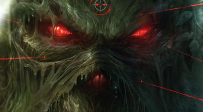 The Swamp Thing #7 – Review